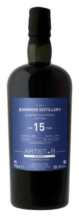 Bowmore 2001 Artist 8th