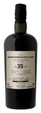 Bunnahabhain 1979 Artist 8th