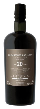 Glenrothes 1995 Artist 8th