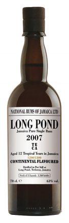 Long Pond 2007 Teca