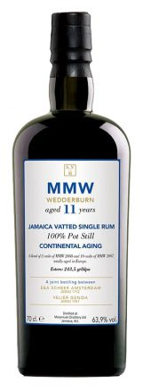 SVM 11 YO MMW Blend Continental Aging