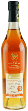 Savanna Single Cask Grand Arome Cask 322