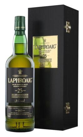 Laphroaig 25 YO 2013 Cask Strenght Edition