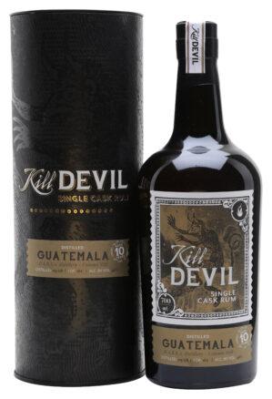Kill Devil Guatelmala Darsa Rum