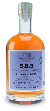 SBS Guyana 2003