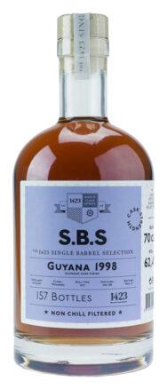 SBS Guyana 1998