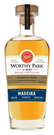 Worthy Park Special Cask Madeira