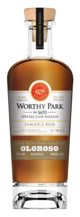 Worthy Park Special Cask Oloroso