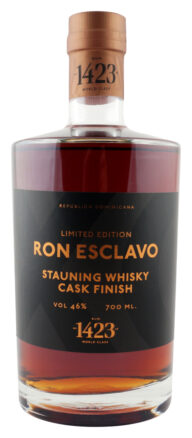 Esclavo XO, Stauning Whisky Cask Finish