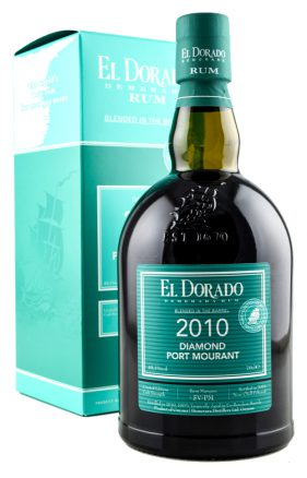 El Dorado 2010 Diamond Port Mourant