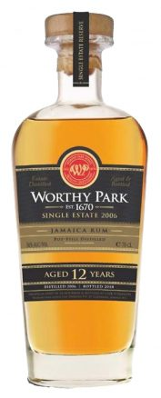 Worthy Park Single Estate 2006