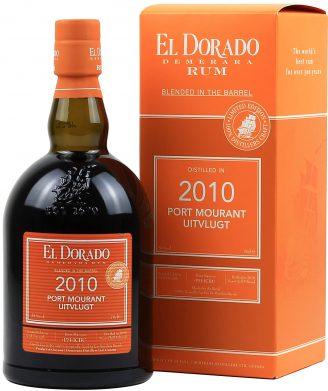 El Dorado 2010 Port Mourant Uitvlugt