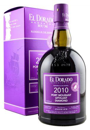 El Dorado 2010 Port Mourant Uitvlugt Diamond