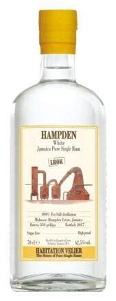 Hampden LROK White