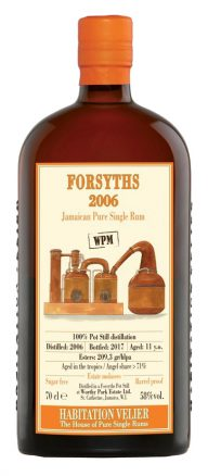 Worthy Park Forsyths 2006 WPM