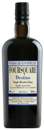 Foursquare Destino