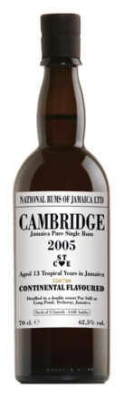Cambridge 13YO 2005 STC@E