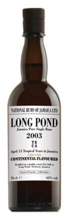 Long Pond 15 YO 2003 TECA