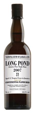 Long Pond 11 YO 2007 TECC