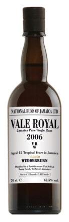 Vale Royal 12 YO 2006 VRW