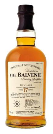 Balvenie 17 YO Rum Cask
