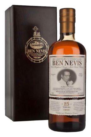 Ben Nevis 25YO Vintage 1990