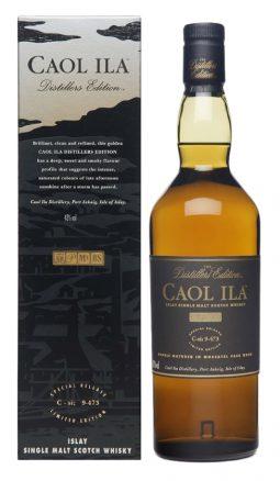 Caol Ila Dist. Ed. Moscatel Cask 2004