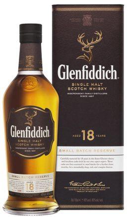 Glenfiddich 18YO Small Batch Reserve