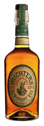 Michter's Straight Rye Whisky