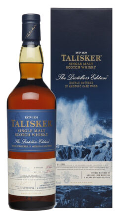 Talisker Dist Ed. Amoroso Cask 2005 – 2015