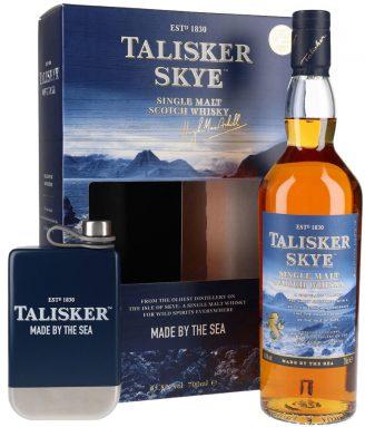 Talisker Skye + Hipflask