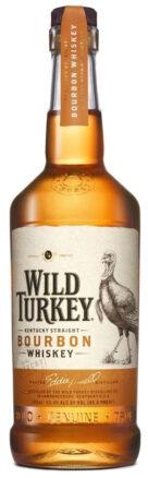 Wild Turkey Bourbon 81 Proof