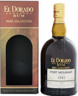 El Dorado Rare Collection Port Mourant 1997