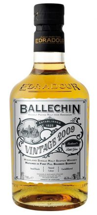 Edradour Ballechin Vintage 2009