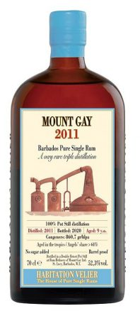 Mount Gay 2011