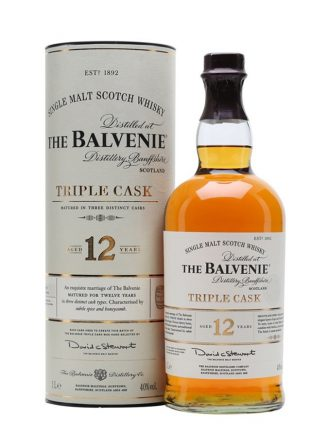Balvenie 12 Years Triple Cask