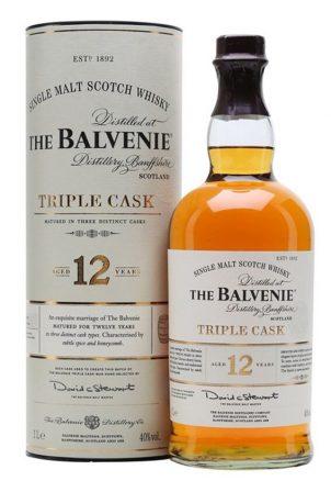 Balvenie 12YO Triple Cask