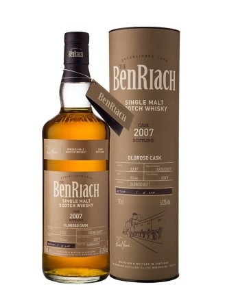 Benriach 11 Years 2007 Oloroso Butt