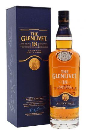 Glenlivet 18 YO Batch Reserve
