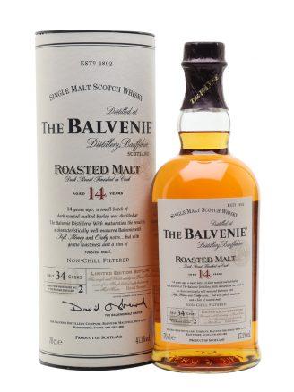 Balvenie 14 YO Roasted