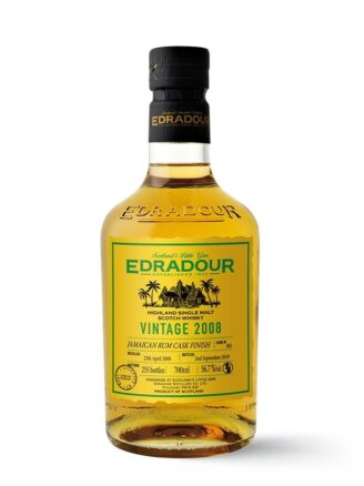 Edradour 2008 Jamaican Rum