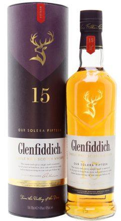 Glenfiddich 15YO Solera