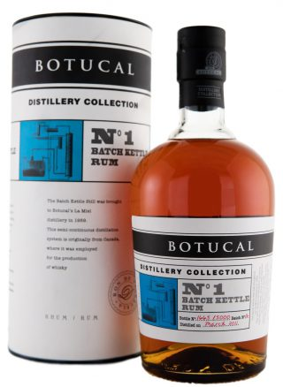 BOTUCAL TDC NO.1 BATCH KETTLE GB
