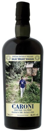 Caroni 22 YO 1998 Balas Bhaggan Employees 4th Rel.