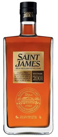 Agricole Saint James 2001