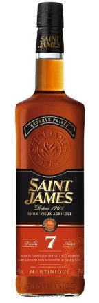 Agricole Saint James 7 Anos
