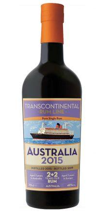 Transcontinental Australia 2015