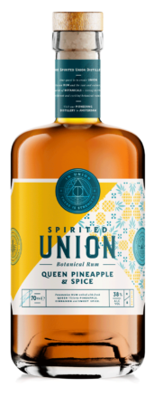 Union Pineapple Queen & Spice