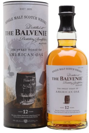 Balvenie 12 YO Sweet Toast Of American Oak