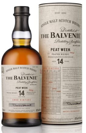 Balvenie 14 YO The Week Of Peat